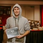 2020 Novice Winner, Louis Gleason