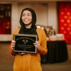 2020 JV Winner, Shahd Joari, George Mason University
